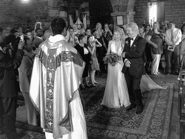 Il matrimonio di Awet e Rachel a Portovenere, La Spezia 13