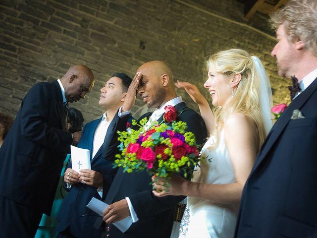 Il matrimonio di Awet e Rachel a Portovenere, La Spezia 15