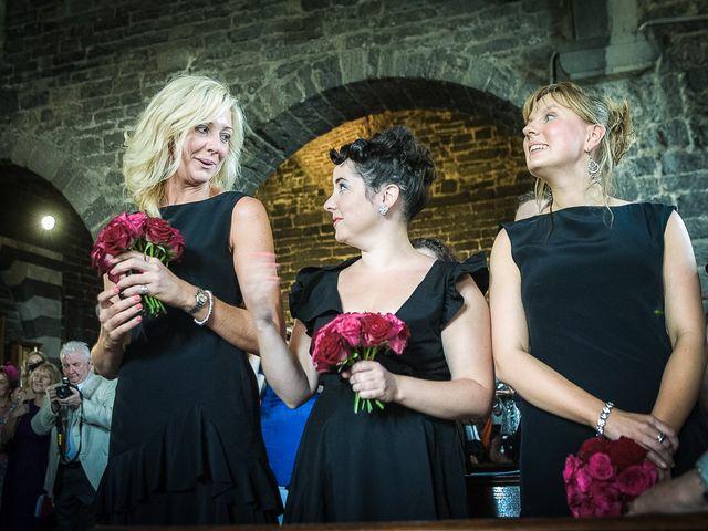 Il matrimonio di Awet e Rachel a Portovenere, La Spezia 16