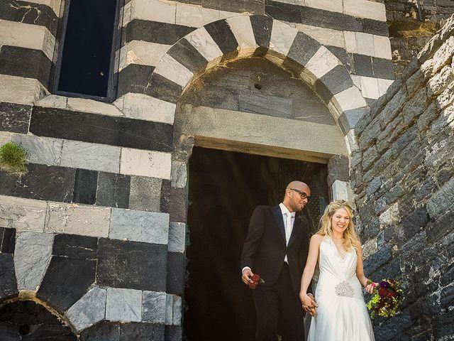 Il matrimonio di Awet e Rachel a Portovenere, La Spezia 24