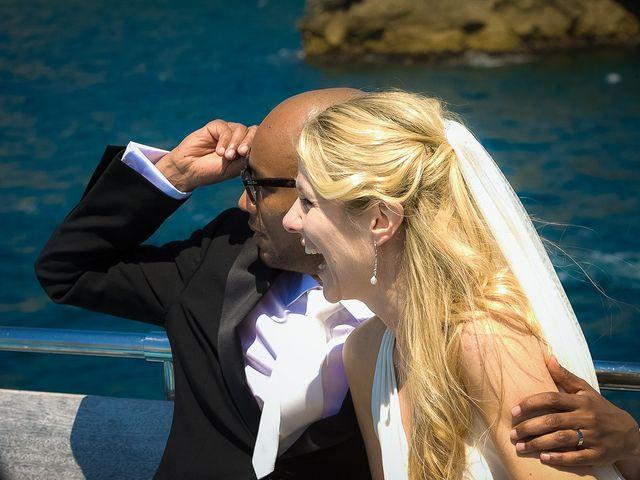 Il matrimonio di Awet e Rachel a Portovenere, La Spezia 25