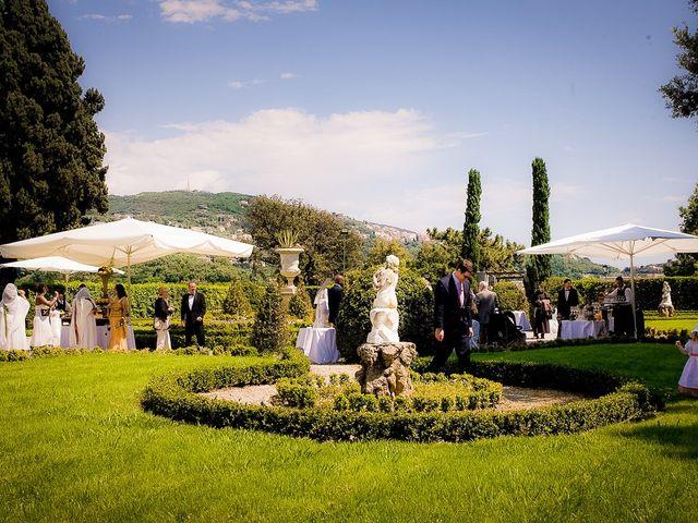 Il matrimonio di Awet e Rachel a Portovenere, La Spezia 27