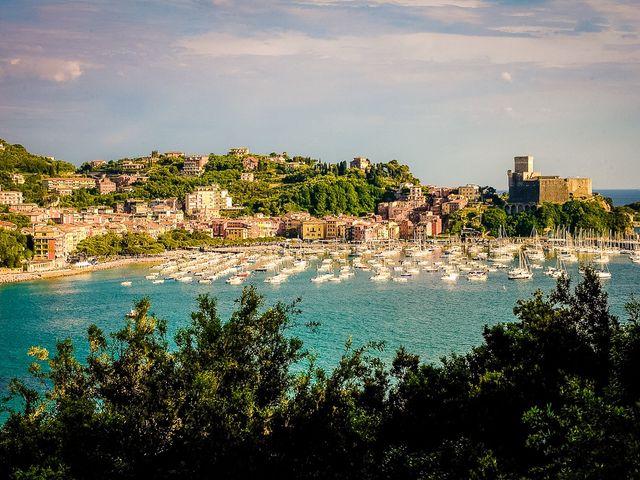 Il matrimonio di Awet e Rachel a Portovenere, La Spezia 30