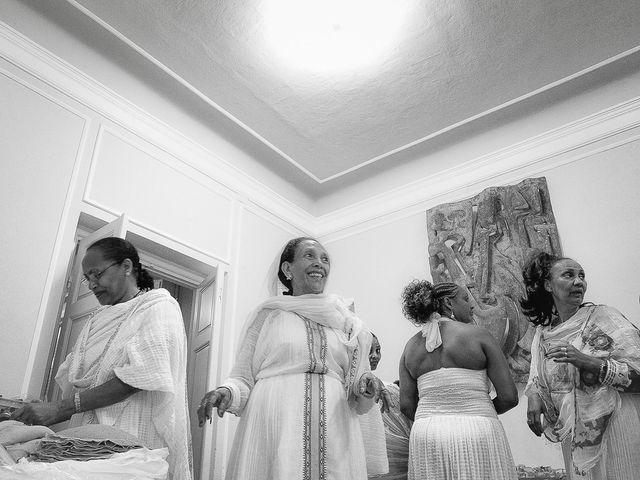 Il matrimonio di Awet e Rachel a Portovenere, La Spezia 37