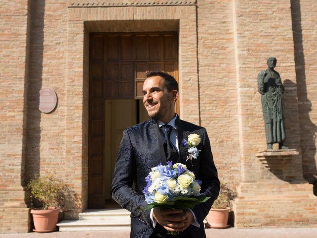 Il matrimonio di Gloria e Giacomo a Cesena, Forlì-Cesena 7