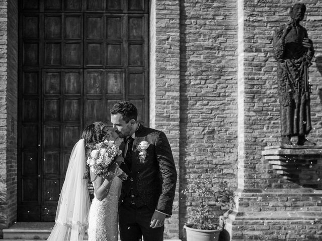 Il matrimonio di Gloria e Giacomo a Cesena, Forlì-Cesena 17