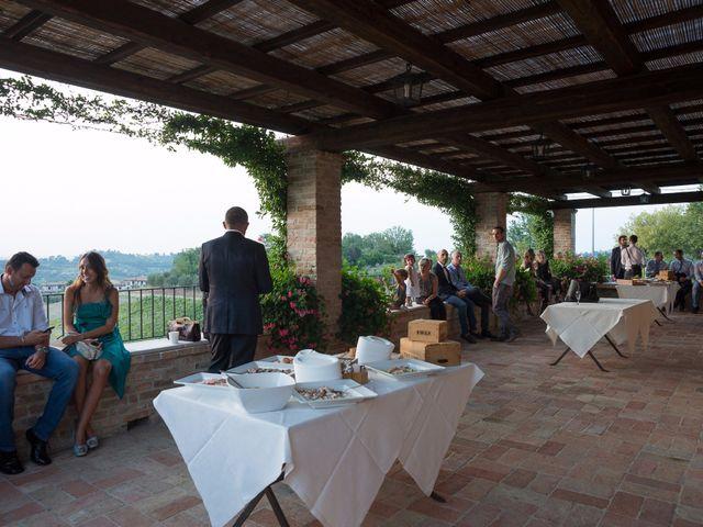 Il matrimonio di Gloria e Giacomo a Cesena, Forlì-Cesena 32