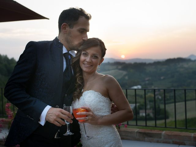 Il matrimonio di Gloria e Giacomo a Cesena, Forlì-Cesena 33