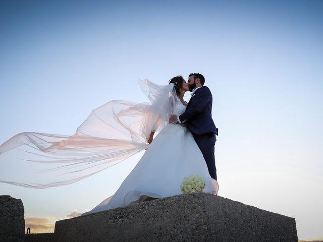 le nozze di Francesca e Eugenio