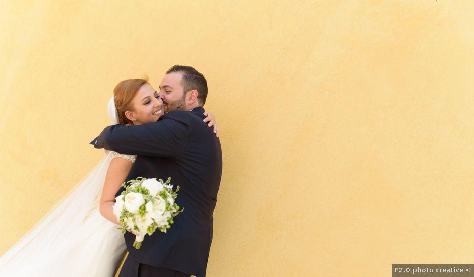 Il matrimonio di Giuseppe e Rita a Montalto Uffugo, Cosenza