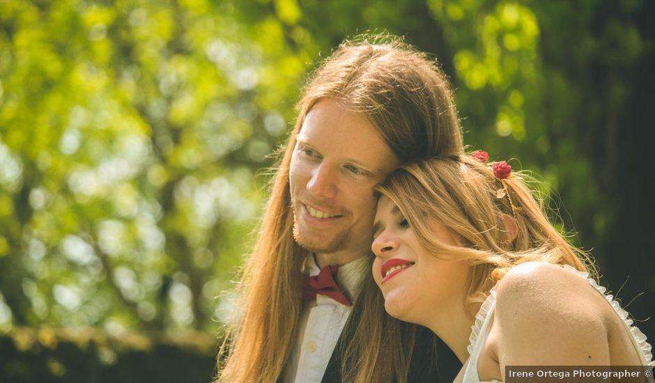 Il matrimonio di Stuart e Laura a Oviglio, Alessandria