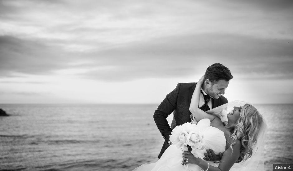Il matrimonio di Antonio e Marie-Ashlety a Catanzaro, Catanzaro
