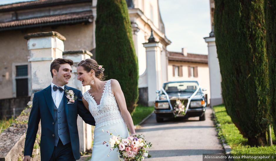 Il matrimonio di Benoit e Tina a Varese, Varese