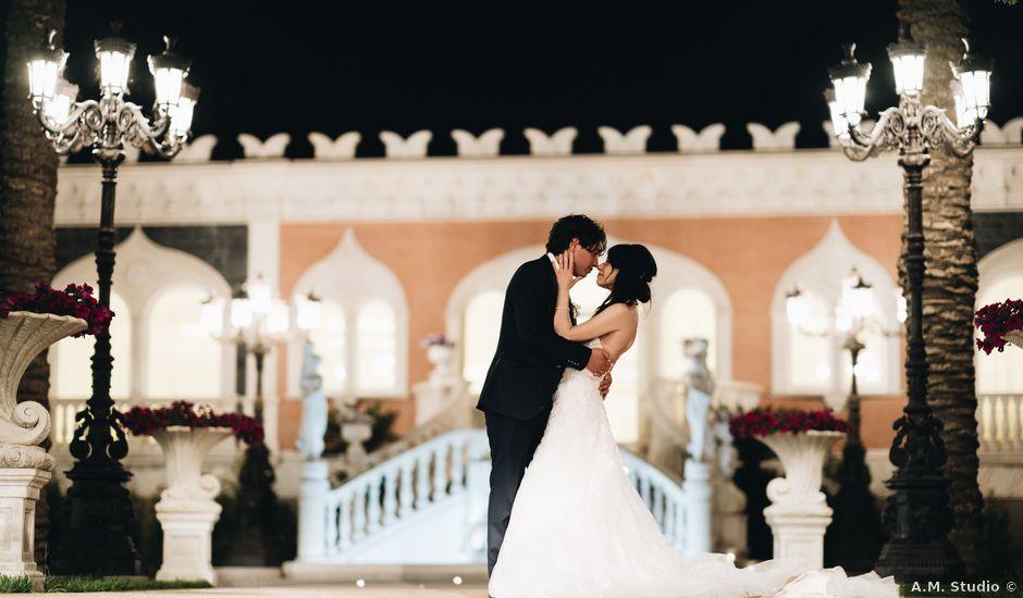 Il matrimonio di Lorena e Giuseppe a Acireale, Catania