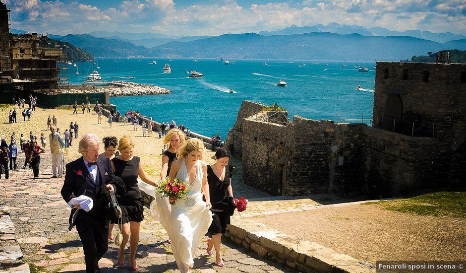 Il matrimonio di Awet e Rachel a Portovenere, La Spezia