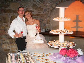 Le nozze di Jennifer e Richard 1