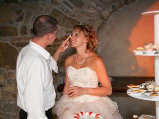 Le nozze di Jennifer e Richard 2