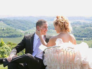 Le nozze di Jennifer e Richard