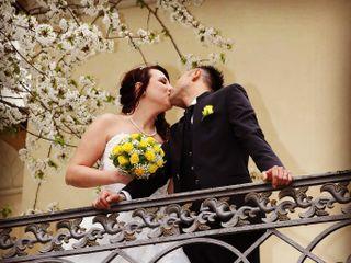 Le nozze di Cristiana  e Marco 1