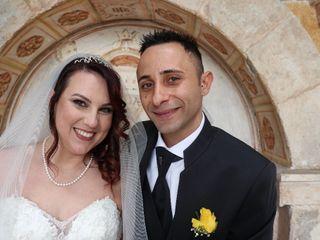 Le nozze di Cristiana  e Marco