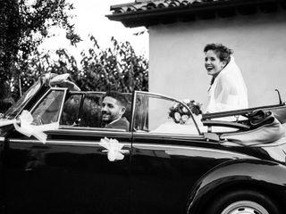 Le nozze di Sharon e Paolo