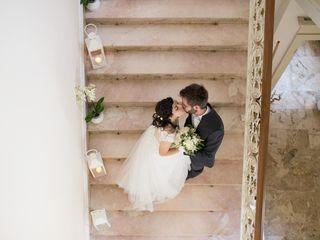 le nozze di Gloria e Mirko