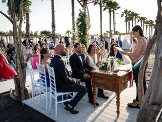 Le nozze di Stefania e Luigi 1