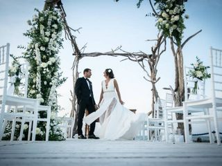 Le nozze di Stefania e Luigi