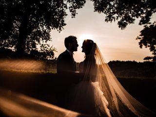 Le nozze di Samantha e Edoardo