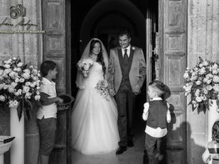 Le nozze di Gianluca e Loredana