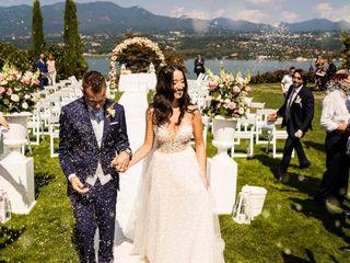 Le nozze di Jasmin e Alessio