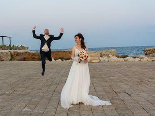 Le nozze di Angelica e Juri