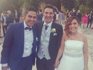 Le nozze di Antonella e Yeray 3