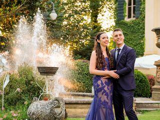 Le nozze di Tania e Lorenzo