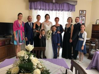 Le nozze di MARIA AUSILIA e Piero 3