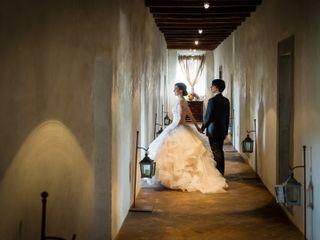 Le nozze di Giulia e Claudio