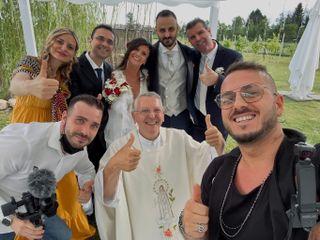 Le nozze di Nicola e Margherita  2