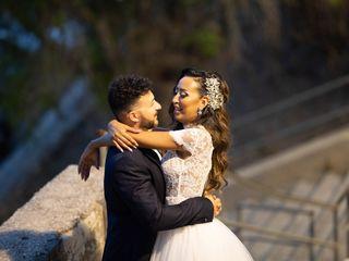 Le nozze di Maya e Vito