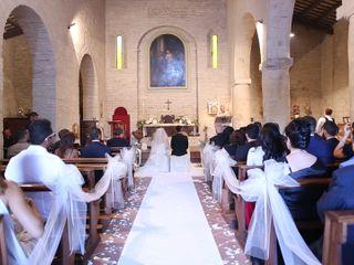 Le nozze di Florencia e Giuseppe 1
