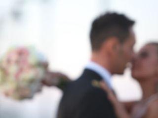 Le nozze di Florencia e Giuseppe