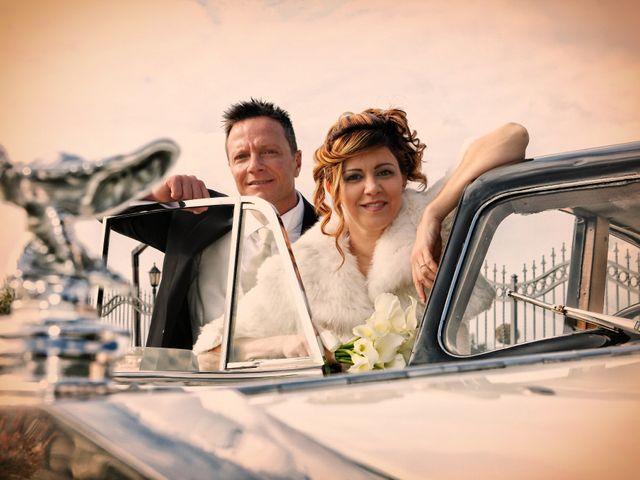 Le nozze di Fabio e Patrizia