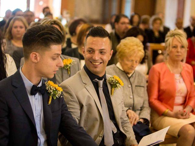 Il matrimonio di William e Melissa a Comacchio, Ferrara 10