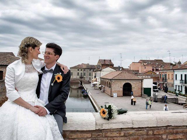Il matrimonio di William e Melissa a Comacchio, Ferrara 29