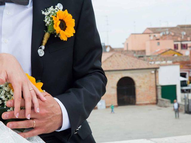 Il matrimonio di William e Melissa a Comacchio, Ferrara 30