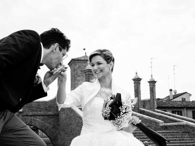 Il matrimonio di William e Melissa a Comacchio, Ferrara 32