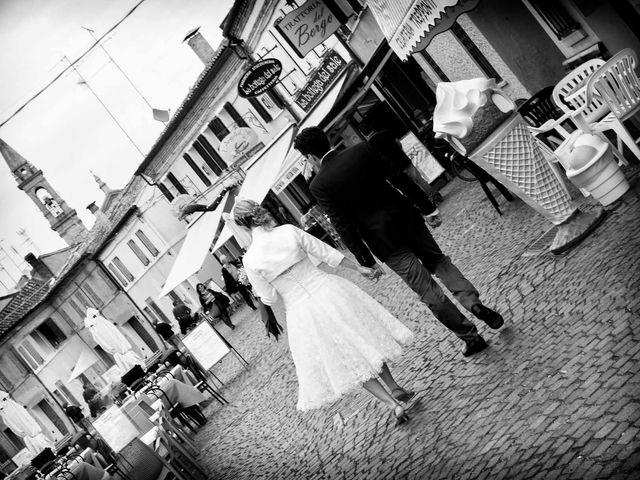 Il matrimonio di William e Melissa a Comacchio, Ferrara 33