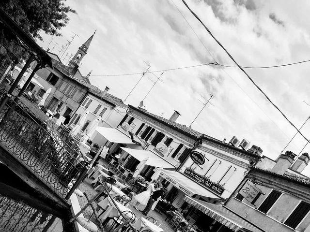 Il matrimonio di William e Melissa a Comacchio, Ferrara 1