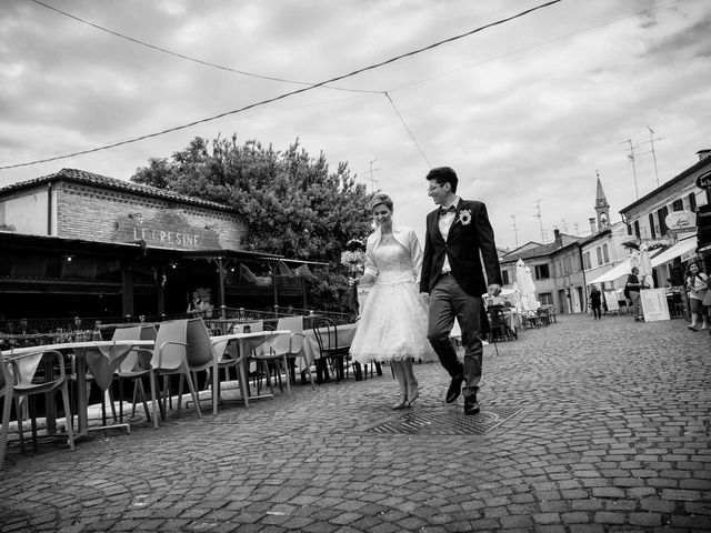Il matrimonio di William e Melissa a Comacchio, Ferrara 34