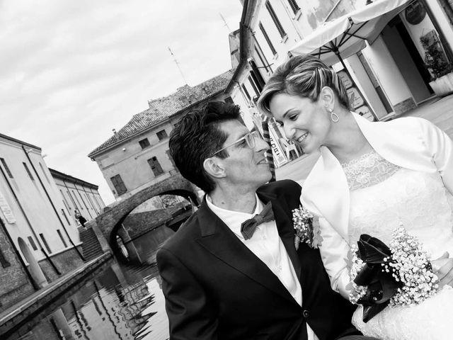 Il matrimonio di William e Melissa a Comacchio, Ferrara 2
