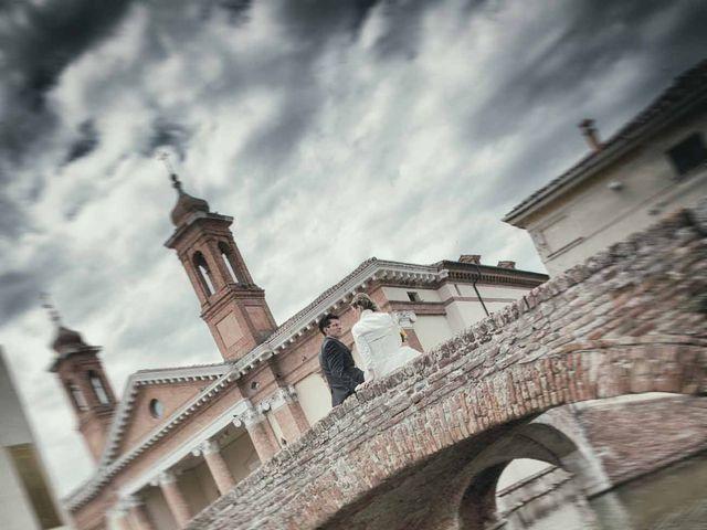 Il matrimonio di William e Melissa a Comacchio, Ferrara 35